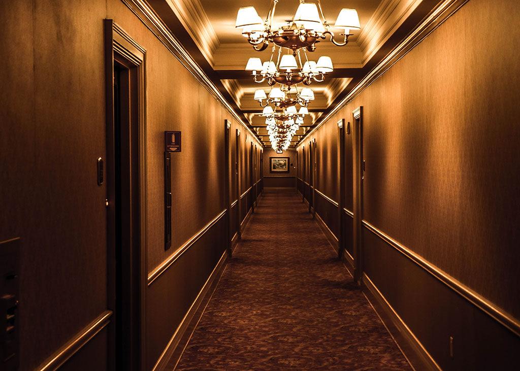 Автоматизация гостиниц